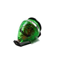 Peonza Turbo Cobra zöld