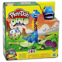 Play-Doh Dino Crew Growin' Tall Bronto dínós gyurma szett