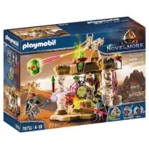 Playmobil Novelmore Csontvázhadsereg temploma 73 db-os - 70751