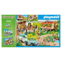 Playmobil Country Lovas tábor 149 db-os - 70510