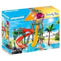 Playmobil Family Fun Aquapark 132 db-os - 70609
