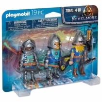 Playmobil Novelmore lovagok 19 db-os - 70671