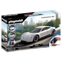 Playmobil Porsche Mission E RC autó 22 db-os - 70765