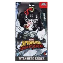 Pókember Titan Hero Blast Gear Spider-Man Maximum Venom játékfigura 30 cm