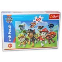Puzzle Mancs őrjárat 60 db-os Trefl