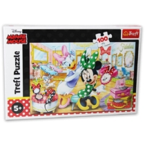 Puzzle Minnie mouse 100 db-os Trefl