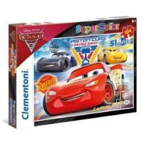 Puzzle Verdák 3 104 db-os Clementoni