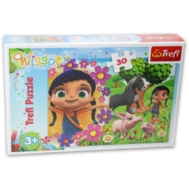 Puzzle Wissper csodálatos világa 30 db-os Trefl