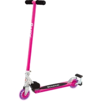Razor S Spark Sport összecsukható szikrázó roller pink