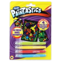 RenArt Paintastics bársonyos poszter színező szett 9 db-os
