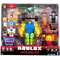 Roblox Meme Pack játékszett 26 db-os műanyag