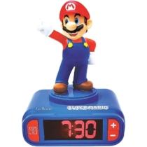 Super Mario ébresztő óra hangeffektekkel