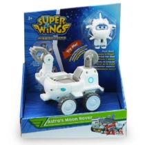 Super Wings Astra's Moon Rover holdjáró átalakuló Astra figurával