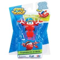 Super Wings Átalakuló játékrepülő, Flip (kicsi)