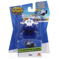 Super Wings Átalakuló rendőrautó, Kim (kicsi)