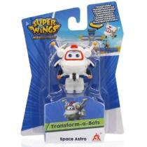 Super Wings Átalakuló játékrepülő, Space Astro (kicsi)