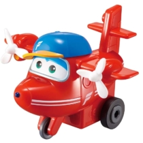 Super Wings Lendkerekes kisrepülő, Flip