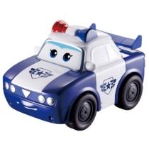 Super Wings Lendkerekes kisautó rendőr, Kim