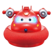 Super Wings Mini Hover-Jett légpárnás játékrepülő világítással és hanggal