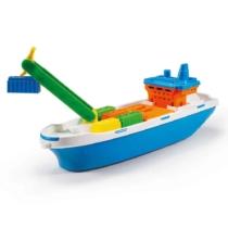 Teherhajó műanyag 40 cm