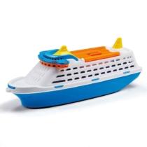 Tengerjáró hajó műanyag 40 cm