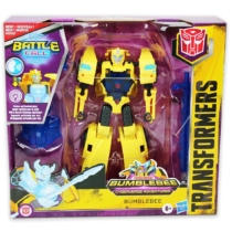 Transformers Battle Call Bumblebee átalakítható játékfigura hanggal