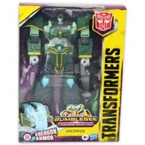 Transformers Bumblebee Cyberverse Adventures Iaconus figura kiegészítőkkel