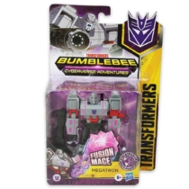 Transformers Bumblebee Fusion Mace Megatron átalakítható játékfigura
