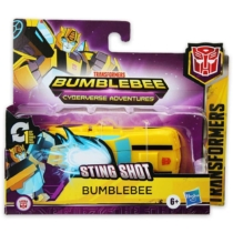 Transformers Bumblebee Sting Shot Bumblebee átalakítható játékfigura