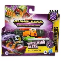 Transformers Bumblebee Whirlwind Slash Bludgeon átalakítható játékfigura