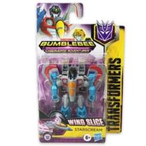 Transformers Bumblebee Wing Slice Starscream átalakítható játékfigura