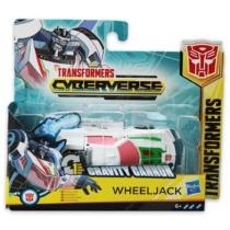 Transformers Cyberverse Gravity Cannon Wheeljack átalakítható játékfigura