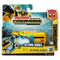 Transformers Cyberverse Sting Shot Bumblebee átalakítható játékfigura