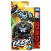 Transformers Kingdom Megatron átalakítható játékfigura
