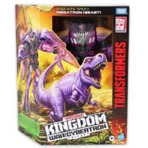 Transformers Kingdom Megatron (Beast) átalakítható játékfigura
