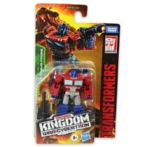 Transformers Kingdom Optimus Prime átalakítható kicsi játékfigura