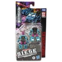 Transformers Siege Direct-Hit & Power Punch átalakítható játékfigura