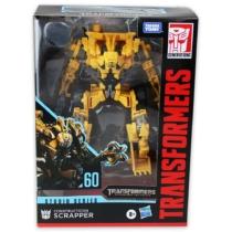 Transformers Studio Series 60 Construction Scrapper átalakítható játékfigura