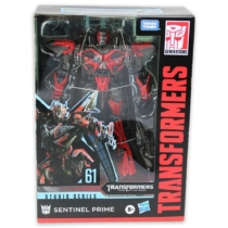 Transformers Studio Series 61 Sentinel Prime átalakítható játékfigura