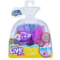 Úszkáló halacska Seaqueen rózsaszín Lil dippers Little Live Pets