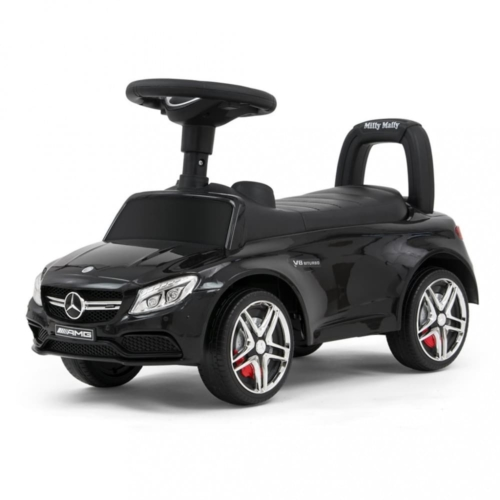 Bébitaxi Mercedes - AMG C63 Coupe fekete
