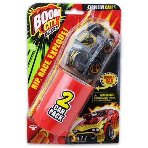 Boom City Racers - Dupla csomag Roast'D!X