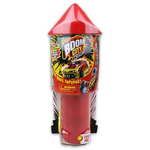 Boom City Racers - Kezdő csomag játékszett