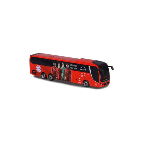 Majorette FC Bayern MAN csapat busz fém kisautó