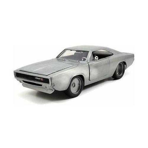 Fast & Furious fém autó 1968 Dodge Charger R/T Dom 1:24