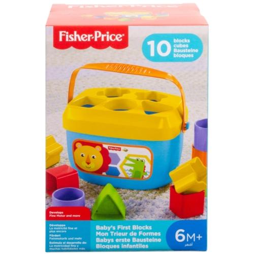 Formaválogató dobozka 10 db-os Fisher-Price