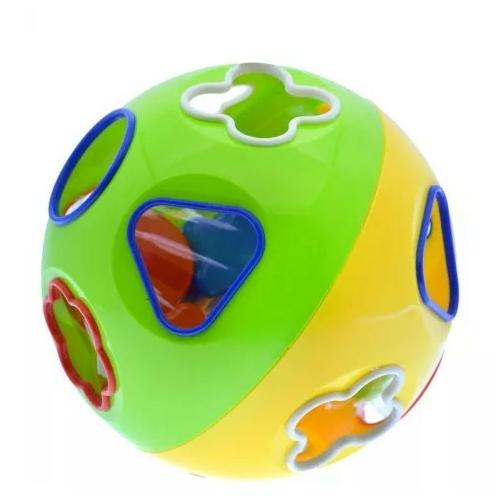 Formaválogató gömb 6 formával