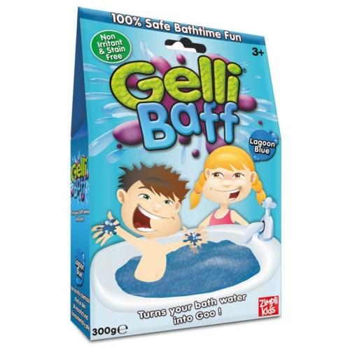 Gelli Baff fürdőzselé kék 300 g