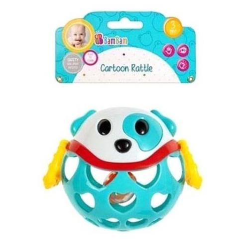 Gömb alakú csörgő kutya BamBam