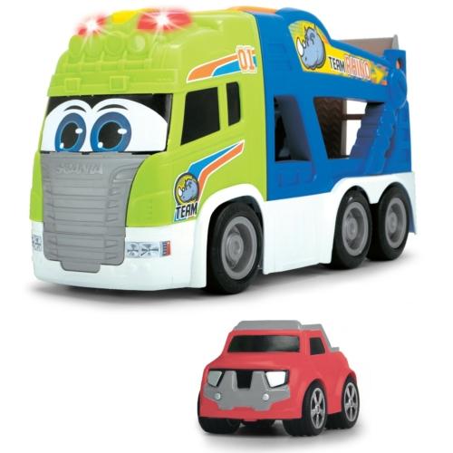 Happy Scania Autószállító 1 puha autóval